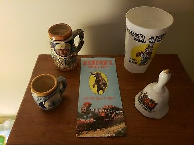 ANTIQUE BENSON'S WILD ANIMAL FARM Hudson NH  Lot Must See  Everything Must Go