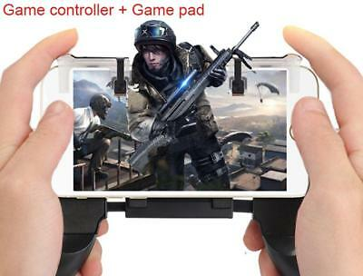 Mobile Game Controller Set Lunies Sensitive Shoot,Aim Buttons L1R1 for