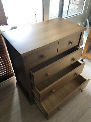 boori change table and Drawers