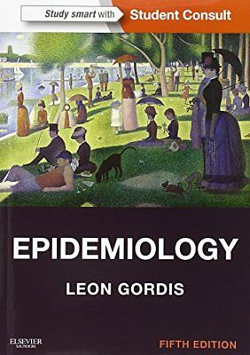 *Soft Copy* Epidemiology 5th Edition by Gordis