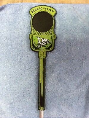 NIB Magic Hat IPA On Tour Tap Handle Keg Knob Tapper Draft Marker          (#17)