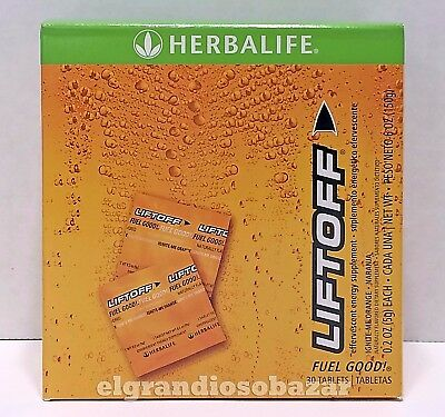 NEW HERBALIFE LIFTOFF®_CHOOSE Flavor | Free UPS 2nd Day Air®