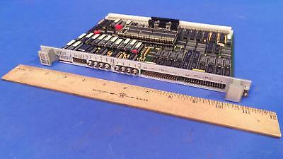 CES Creative Electronic Systems HSM 8170 VME DAQ Memory High Speed Memory Module