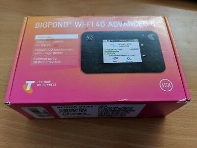 BigPond Netgear Aircard 790s 4G Advance II - Telstra