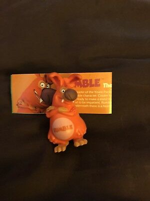 yowie toys Rumble with name