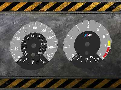 BMW 1 SERIES E81 E82 E87 135i M1 Face Gauges Dials