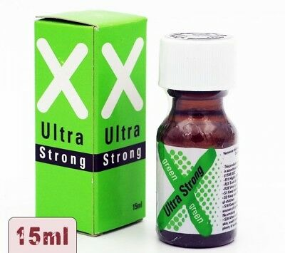 Poppers X Ultra Strong 15ml