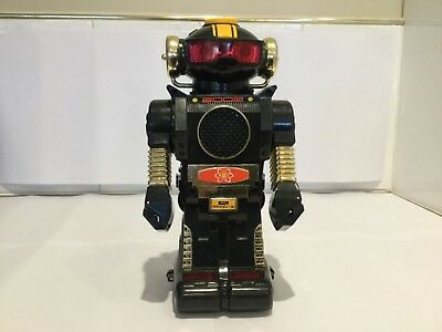 Tommy the atomic robot in excellent used condition.