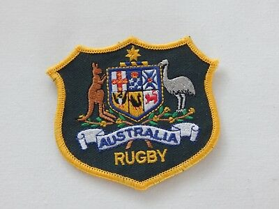 Australia Wallaby Rugby Union Patch Badge