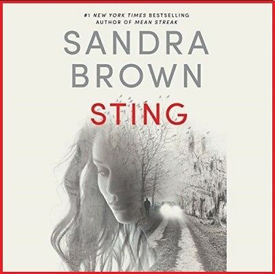 Sting by Sandra Brown (audio book)