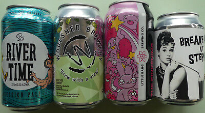 Four Beer Cans from Small  Breweries in South  Australia (Lot 3)