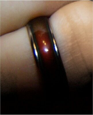 Mood Changing Identifying Ring Amulet-Love-Luck-Wealth Attraction