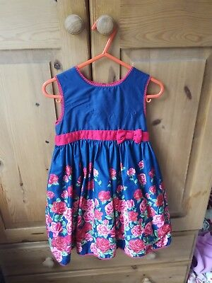 Jojo maman bebe girls 18-24 months dress