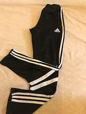 Boys Adidas  CLIMACOOL Slim Fit joggers /Bottoms Sports Pants Age12