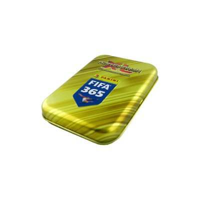 Adrenalyn XL Fifa 365 2019 Pocket Tin Panini Football Cards Inc Limited Edition