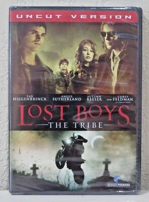 Lost Boys - The Tribe (DVD, 2008) BRAND NEW>FREE SHIPPING!