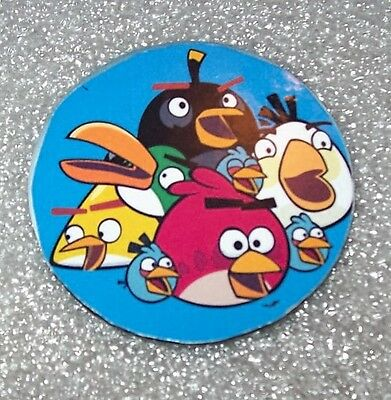 Angry Birds Magnetpin 4 cm