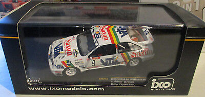 ixo Ford Sierra RS Cosworth - Colin McRae - Rallye d'Ypres 1990  - 1:43