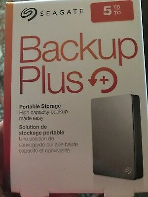 Seagate Portable Hard Drive 5tb Loaded With 4800 Plus Movie Collection Not A 2tb