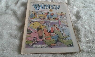 BUNTY comic No.1156-March  8th 1980