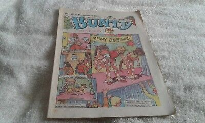 BUNTY comic No.1459 - December 28th 1985