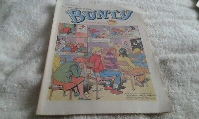 BUNTY comic No.1368 - March 31st 1984