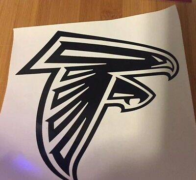 s AF2 Atlanta Falcons cornhole board or vehicle decal