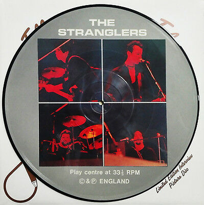 STRANGLERS - Limited Edition Interview Picture Disc UK