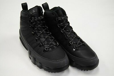 info for 95882 c22a0  Ar4491 001  New Men s Air Jordan 9 Retro Boot Nrg Black Concord Jo1378