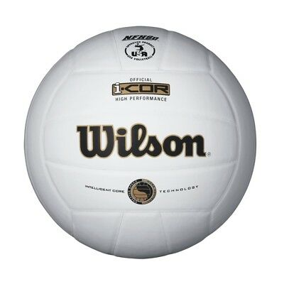 Wilson WTH7700XWHI i-COR High Performance Volleyball White
