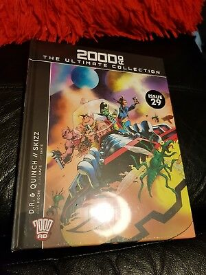 2000ad The Ultimate Collection issue 29