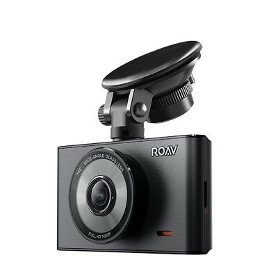 """New Roav by Anker Dash Cam C2 FHD 1080P 3"""" LCD 4-Lane Wide-Angle View Lens WDR"""
