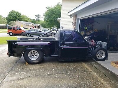 1982 Ford F-100  1982 Ford F100 Drag Racing Truck