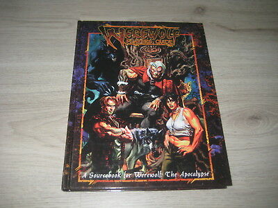Werewolf: The Apocalypse Second Edition Players Guide 1998 Hardcover WW3108 VG