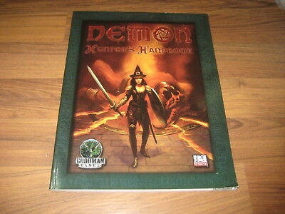 d20 Demon Hunter's Handbook Sourcebook SC 2006 goodman games