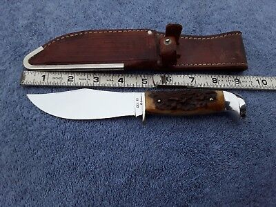 Case XX USA Stag 5361 1965-1969 Hunting Knife