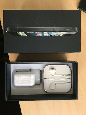 iPhone 5 Original Packaging & Accessories
