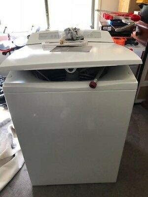 Washing Machine Fisher & Paykel Fabricsmart 8kg Toploader