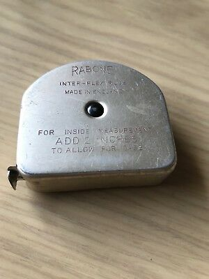 Rabone Vtg Tape Measure