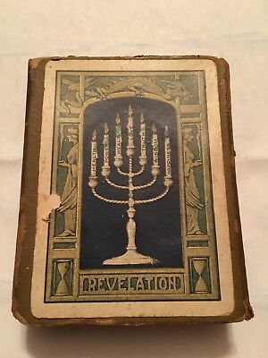Vintage 357x Revelation Fortune Telling Playing Cards. 1919. All 52 Cards.