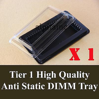 x1 ANTI STATIC DIMM Memory tray box container for Labtop Desktop DDR2 DDR3 DDR4