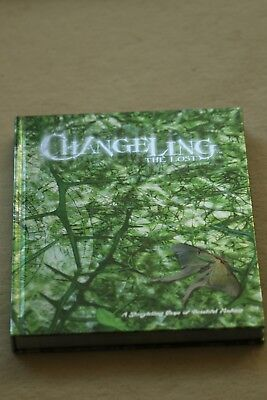 [Englisch] Changeling: The Lost - Grundregelwerk