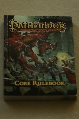 [Englisch] Pathfinder - Core Rulebook - Softcover
