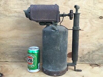 Vintage Swedish Made Blow Torch
