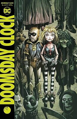 Doomsday Clock #6 (Of 12) - Dc  - Release Date 25/07/18