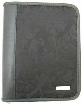 KnitPro Deluxe Black Binder Case with 6 Pockets
