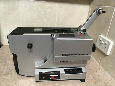 Norimat Deluxe DC - operational with all instructions, guarantee and box