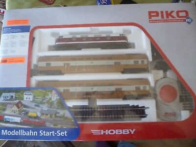 "Piko Hobby H0 57135 Komplettes Start Set- Digital ""Neu"""