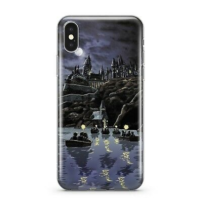 Harry Potter Amazing Hogwarts Moon Case Cover For Iphone Samsung Htc Huawei Lg