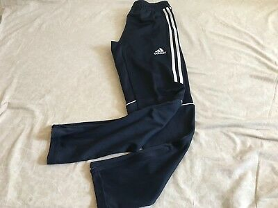 Boys Adidas  CLIMACOOL Slim Fit joggers /Bottoms Sports Pants Age 11-12YEARS